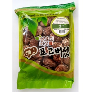 정남진장흥농협 표고버섯 향고 300g