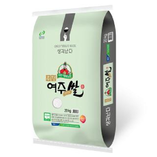 [전단상품]농협 대왕님표 여주쌀(진상/상), 2019년산, 20kg