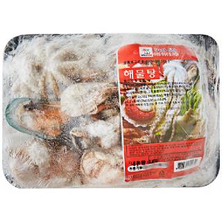 웰푸드 냉동 해물탕, 1kg